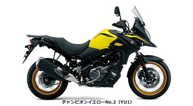 【国内向新車】【バイクショップはとや】19 SUZUKI V-Strom 650 XT ABS スズキ V-Strom 650 XT ABS