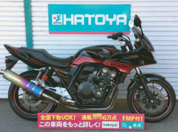 中古 ホンダ CB400スーパーボルドールABS HONDA CB400 SUPER BOL D'OR ABS【0328u-soka】