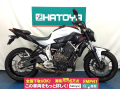 中古 ヤマハ MT-07 ABS YAMAHA MT−07ABS【0802u-ageo】