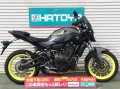 中古 ヤマハ MT-07 ABS YAMAHA MT−07ABS【1167u-kgoe】