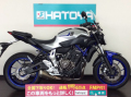 中古 ヤマハ MT-07 ABS YAMAHA MT−07ABS【9812u-kabe】