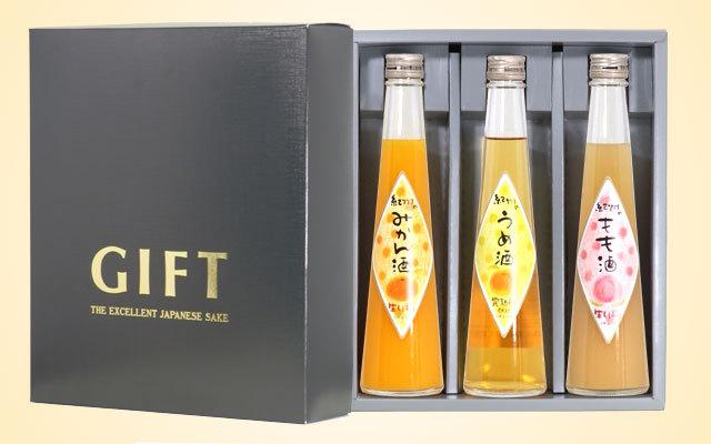 フルーツ酒 ギフトセット