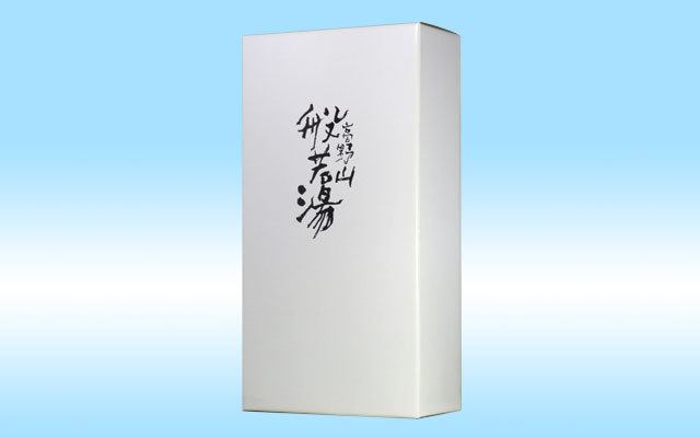 初桜オリジナル上質化粧箱一升瓶2本用