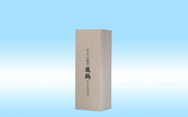 初桜オリジナル 高級桐箱720mlタイプ