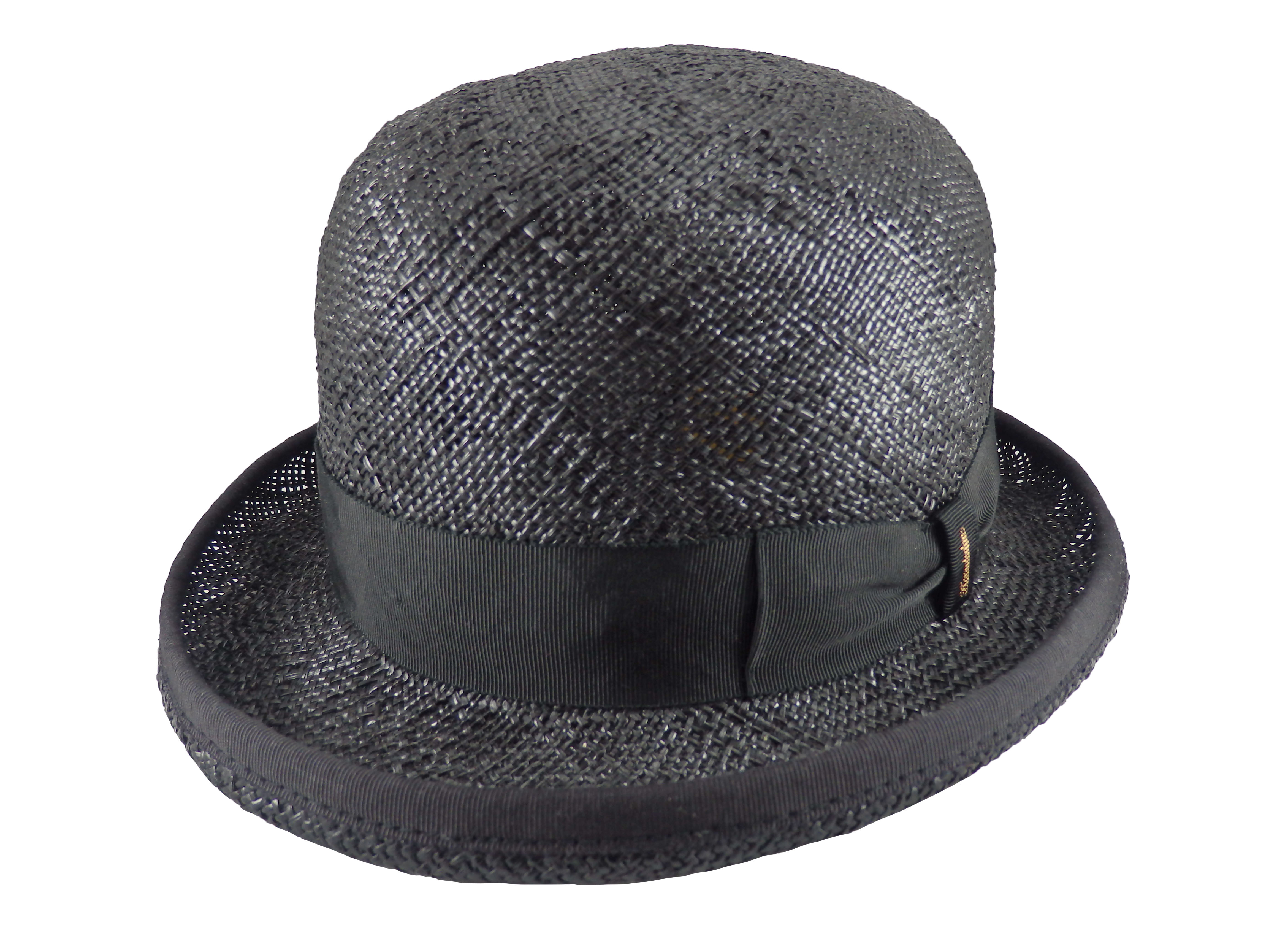 Bao Derby hat / Made in Tokyo 夏用ダービーハット