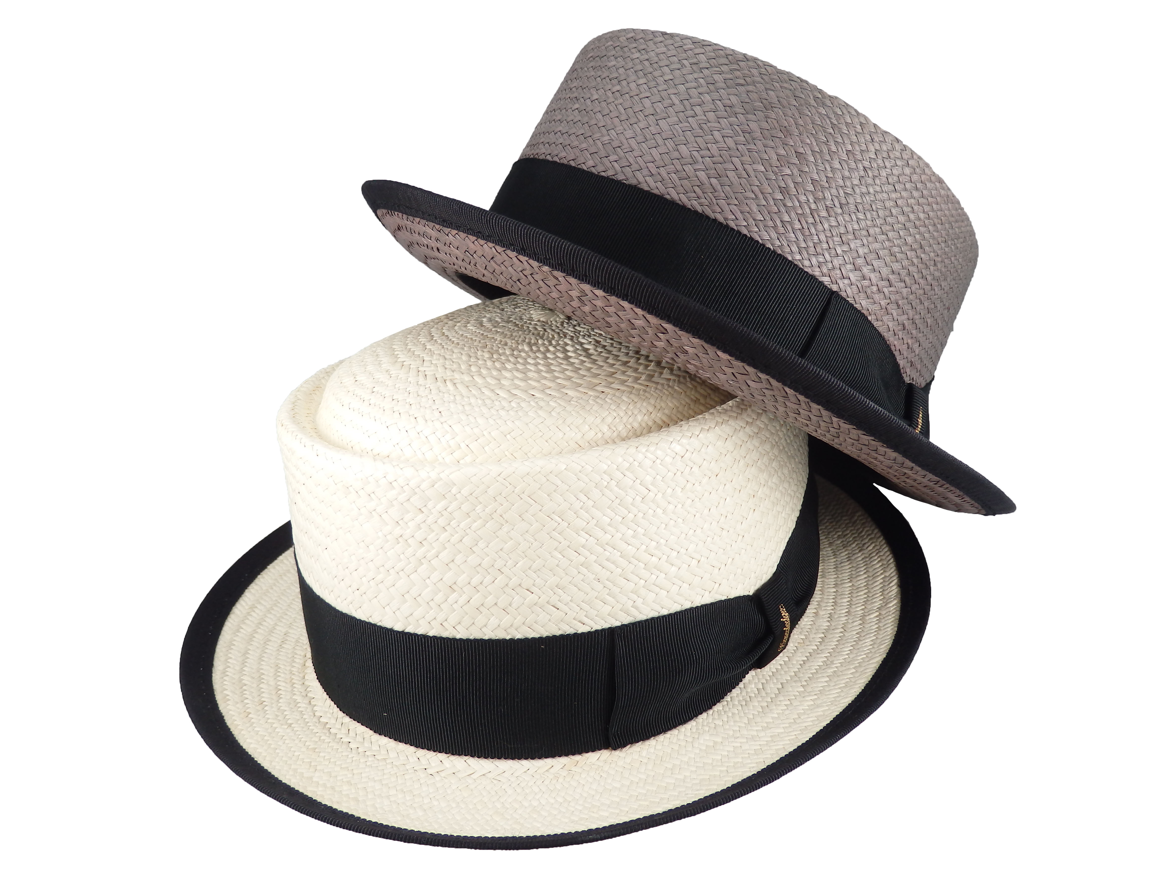 Panama Porkpie Hat /Made in Tokyo パナマポークパイハット