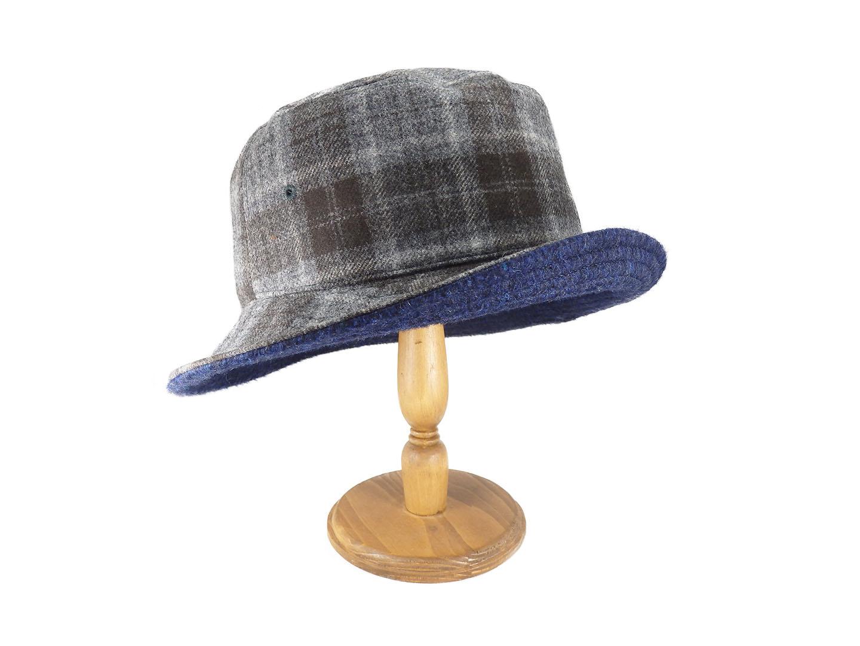 Check Bucket Hat チェック柄バケットハット / Made In Tokyo