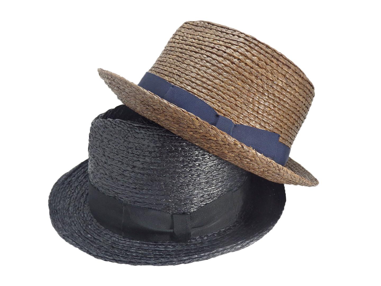 Raffia Tear Drop Hat/MadeInTokyo ラフィアハット