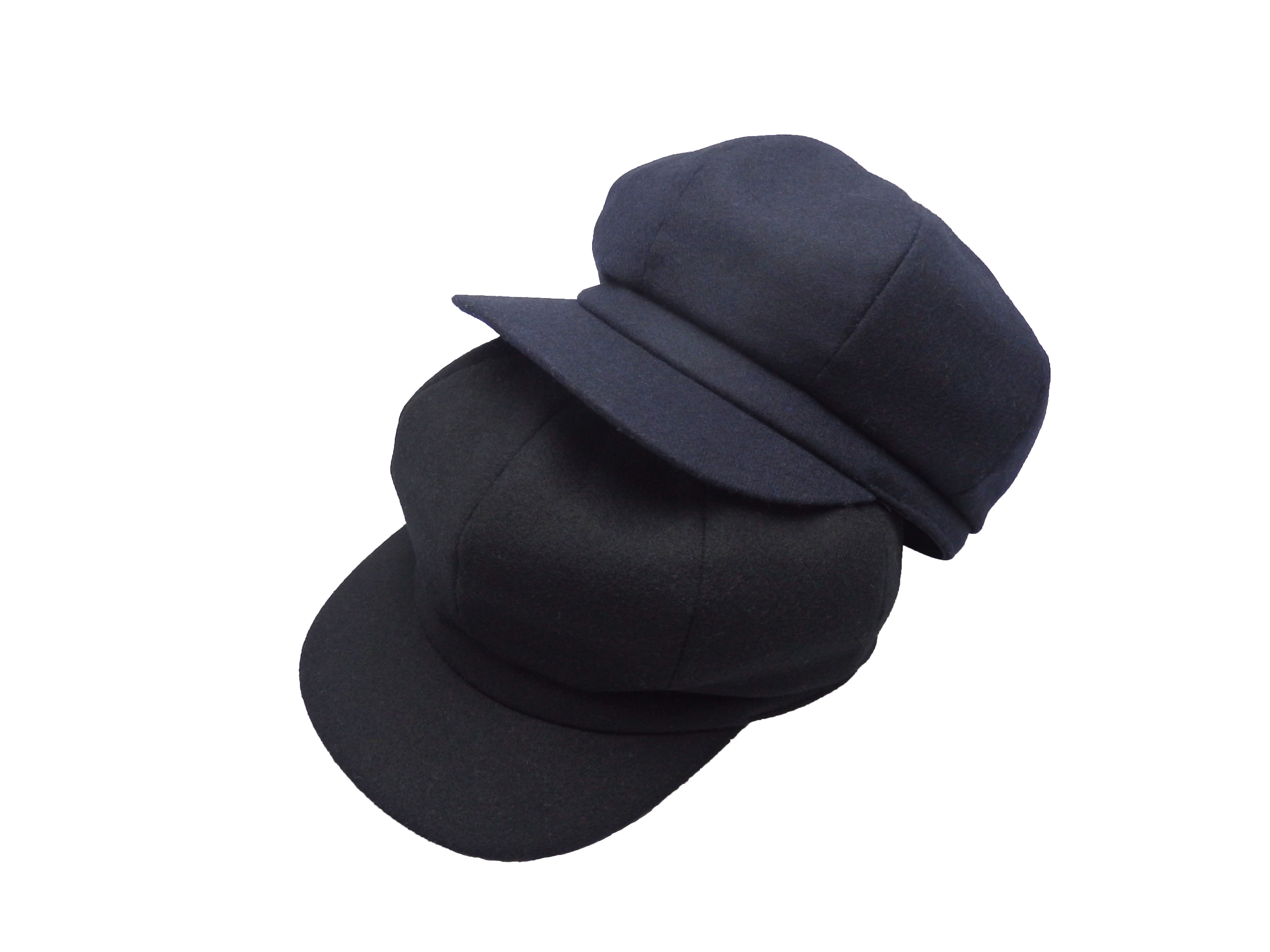 【KNOWLEDGE】 Wool standard casquette スタンダードキャスケット/ Made in Tokyo