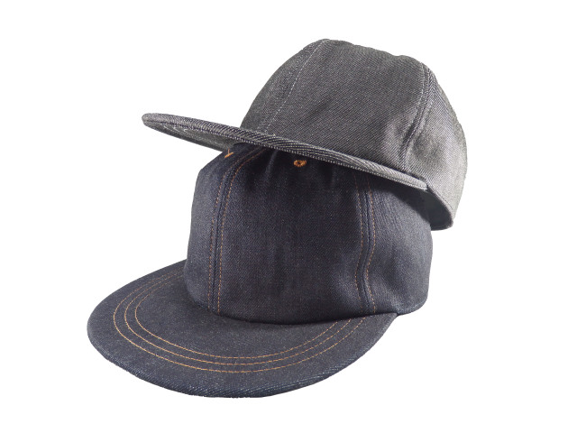 【KNOWLEDGE】 Classical Denim Cap