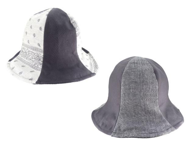 Tulip Hat/MadeInTokyo リバーシブルチューリップハット