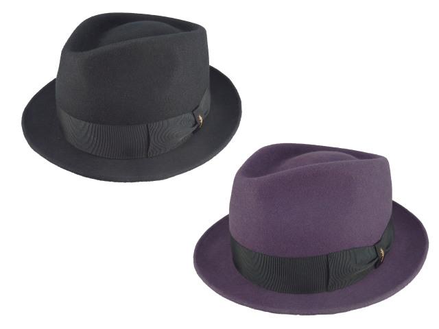 Felt Tear Drop Mods Hat/MadeInTokyo ティアドロップ型モッズハット