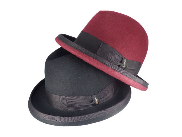 Hongburg Hat/MadeInTokyo ホンブルグハット