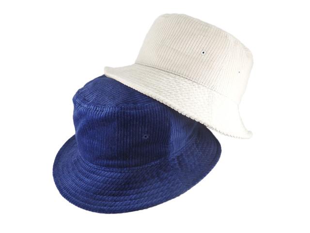 Corduroy Bucket Hat  コーデュロイバケットハット / Made in Tokyo