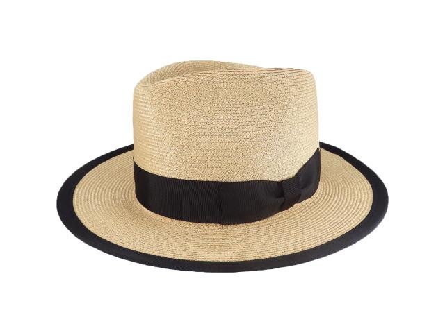 Classic Linen Braid Hat/ MadeInTokyo