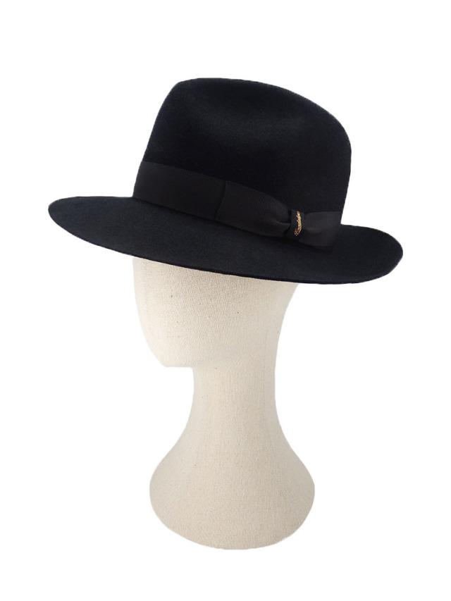 Wide Brim Rabbit Felt Hat/MadeinTokyo