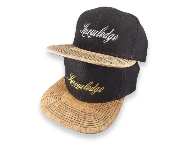 KNOWLEDGE CAP Cork×Denim / Made in Tokyo