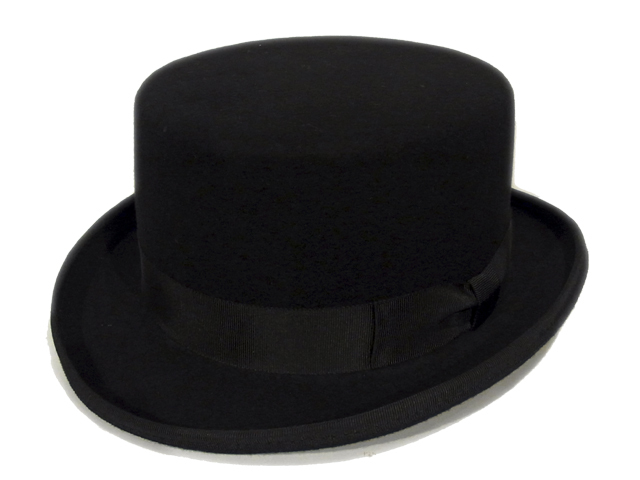 【EDHAT(エドハット)】 Top Low Hat(日本製)