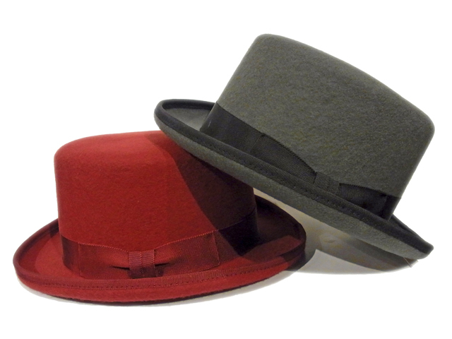 【EDHAT(エドハット)】 Top Low Hat(Limited Color Ver)(日本製)