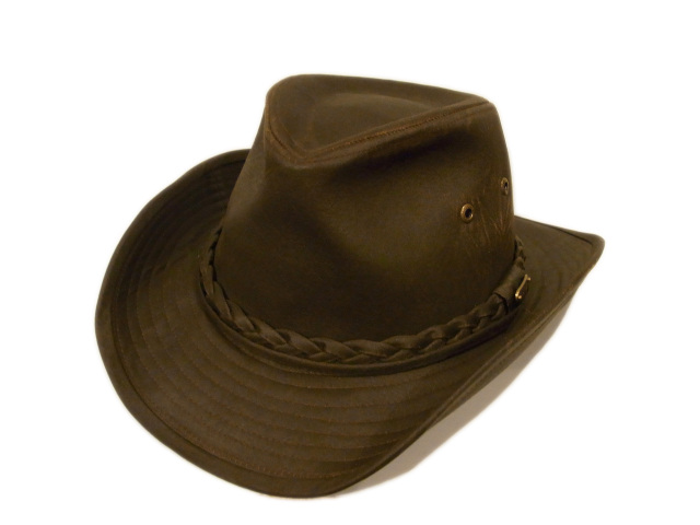 【STETSON(ステットソン)】 Synthetic Leather Ten-gallon