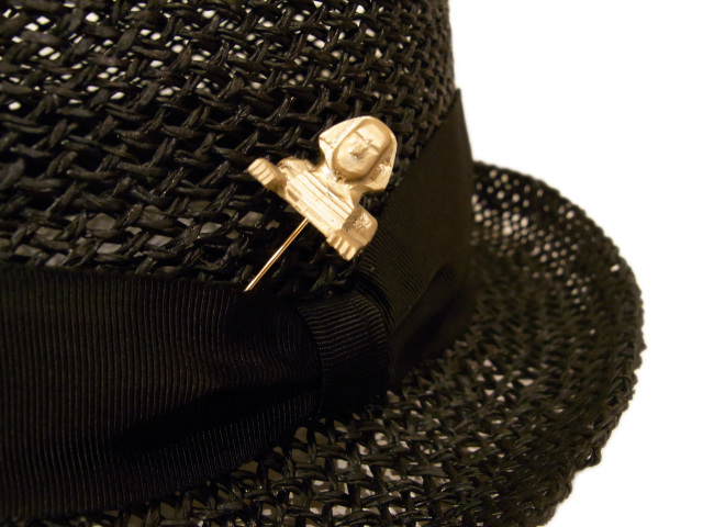 【KNOWLEDGE(ナレッジ)×BSC】 Sphynx Hat Pin(日本製)