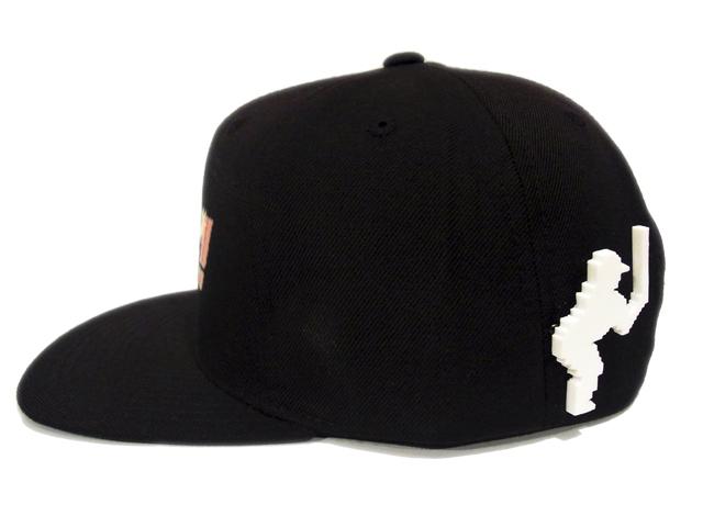 【KNOWLEDGE(ナレッジ)オリジナル】 KNOWLEDGE×「燃えろ!!プロ野球」 Collaboration Baseball Cap(日本製)