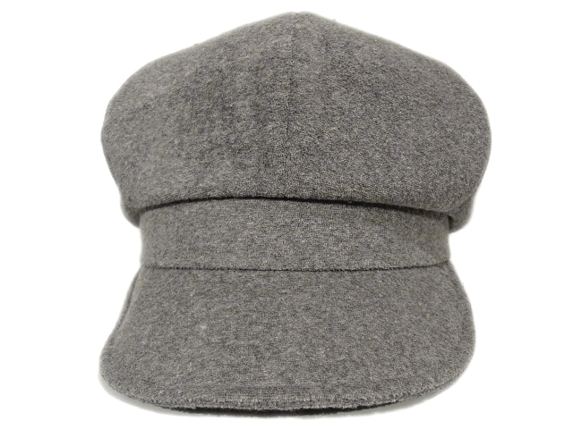 【KNOWLEDGE(ナレッジ)】 Pile Wide Casquette(日本製)