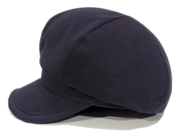 【KNOWLEDGE(ナレッジ)】 Big Sweat Wide Casquette(日本製)