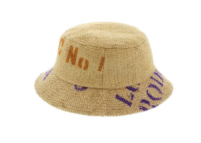 【KNOWLEDGE】Coffee Bag Bucket Hat