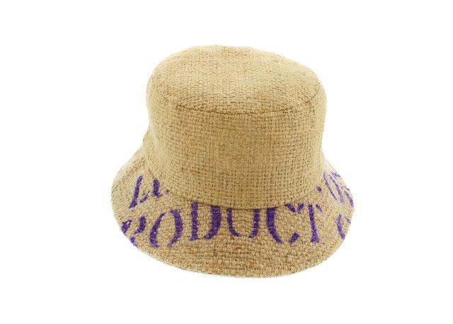 挿入する 【KNOWLEDGE】Coffee Bag Bucket Hat