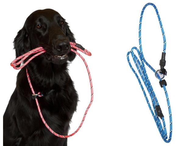 ビヨルキス レトリーバーリード(リフレクティブロープ使用) BJORKIS|小型犬、中型犬、大型犬におすすめ|犬グッズ通HAU