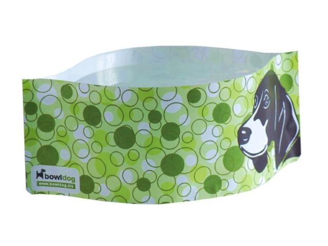 犬の携帯食器(フードボウル、ウォーターボウル)|Bowl Dog ボウルドッグ flat design|犬グッズ通販HAU