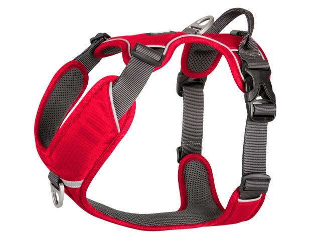 やわらかいパッド構造で快適性を高めたデンマーク製犬用胴輪|ドッグコペンハーゲン コンフォートウォークプロハーネス|犬グッズ通販HAU