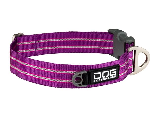 シンプルデザイン、おしゃれなカラーがおすすめの犬用首輪|ドッグコペンハーゲン アーバンスタイルカラー|犬グッズ通販HAU