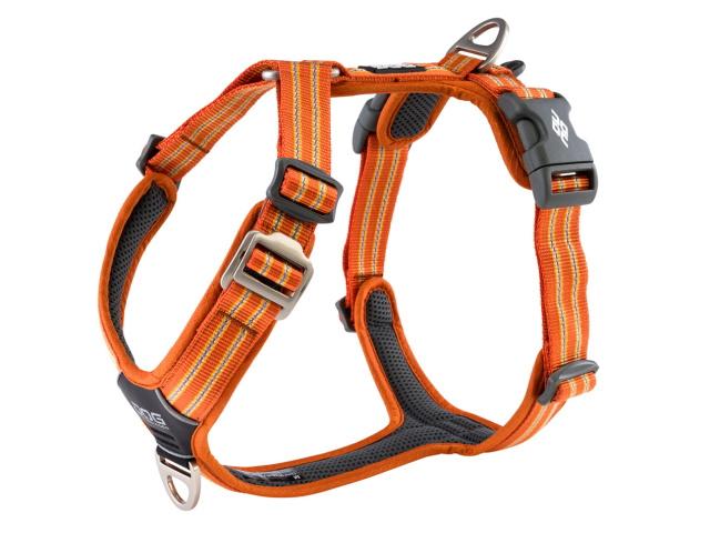 やわらかいパッド構造で快適性を高めたデンマーク製犬用胴輪|ドッグコペンハーゲン コンフォートウォークエアハーネス|犬グッズ通販HAU
