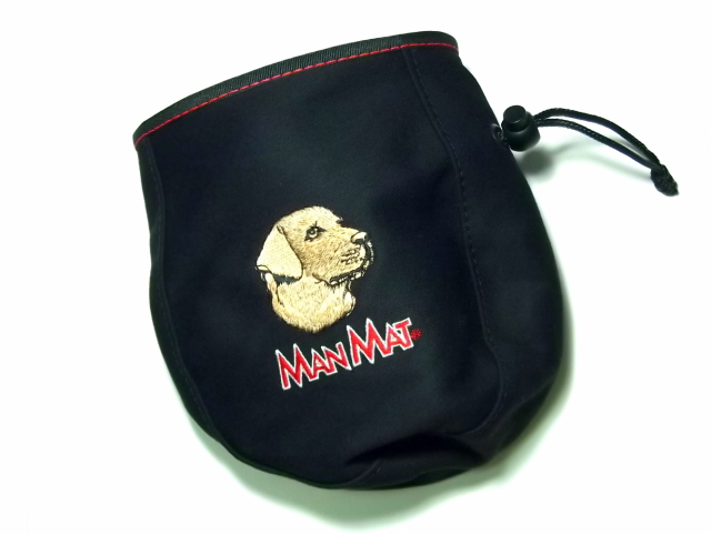 中型犬、大型犬用|MANMAT ドッグトリーツバッグ (犬のおやつポーチ)|犬グッズ通販HAU