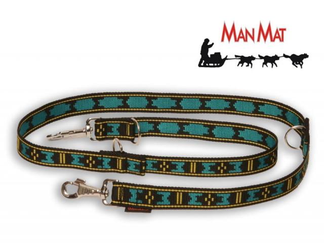 中型犬、大型犬用ドッグリード|MANMAT エクステンションリーシュ (犬のリード)|犬グッズ通販HAU