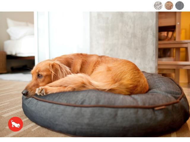 犬用ベッド p.l.a.y ラグジュアリーペット用ベッド 犬グッズ通販HAU