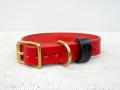 HOUNDWORTHY モノグラムブライドルレザードッグカラー|犬用革製首輪|犬グッズ通販HAU