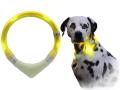 犬用LEDライト、夜のお散歩用交通安全グッズ、光る首輪  LEUCHTIE Premium (犬用セーフティーライト/プレミアム)  犬グッズ通販HAU