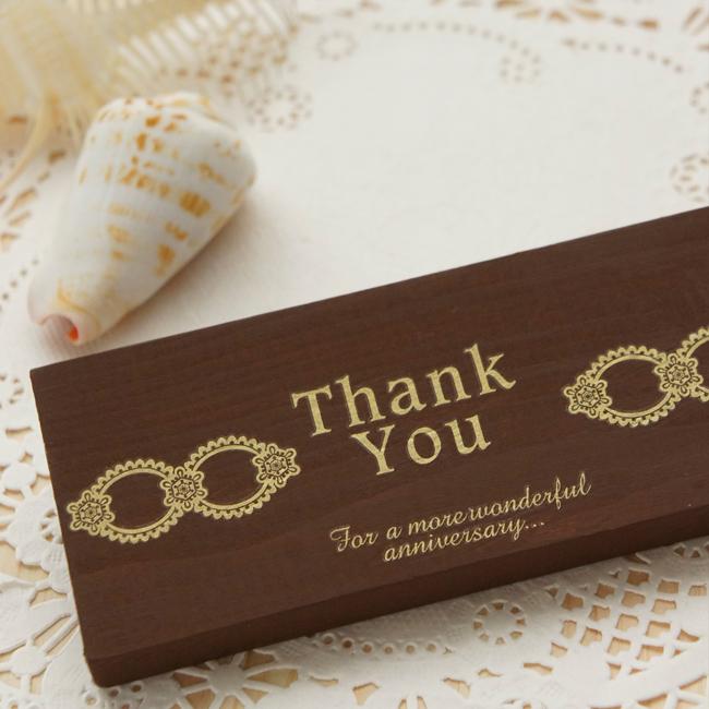 【メール便対応】こするだけで柄が転写できる♪ワンタッチ転写シート【Thank You】【金色の文字と飾り】