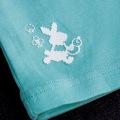 【メール便対応】【アイロンで布に転写できる】フロッキー転写シート アリス(白)