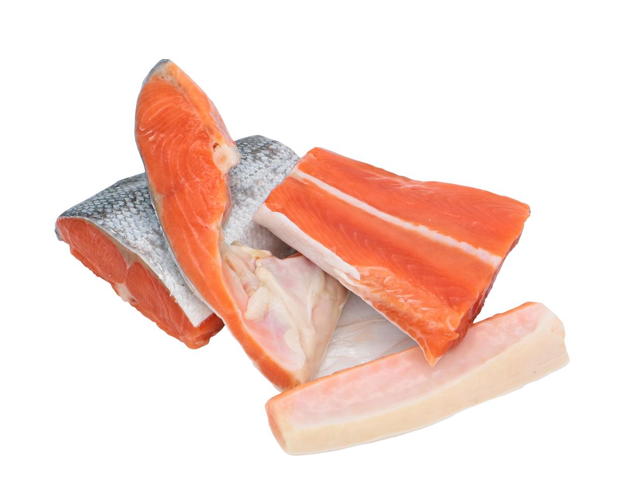 銀鮭かまはらす尾