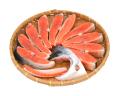 銀鮭中辛口10切れ カマハラス付き