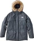 【THE NORTH FACE/ザ・ノースフェイス】デニムマクマードパーカ/Denim McMurdo Parka ND91736 防水防寒ダウンジャケット・インディゴデニム素材のダウンパーカ