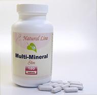 マルチミネラルSLIM(錠剤)