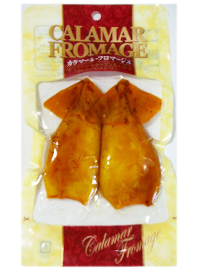 イカとチーズの口あたりまろやか★カラマール・フロマージュ2尾★