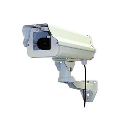防犯カメラ ダミー 屋外用 防水 ダミーカメラ IT-372