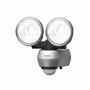 防雨型LEDセンサーライト LED-AC2020 ムサシ