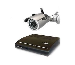 防犯カメラ ワイヤレス 屋外  家庭用 高画質録画 対応セット  DVR-HDC04DX